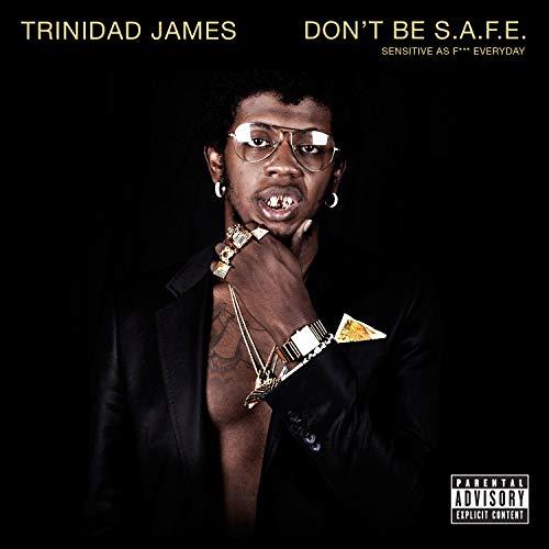 Trinidad Jamesのアルバムジャケット